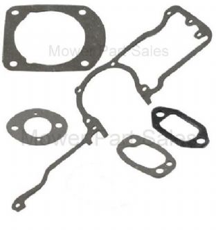 Gasket Set Fits Husqvarna 61 66 162 266 268 272, 272XP And Jonsered 625 630 670 Chainsaws Replaces 501522604, 501522606